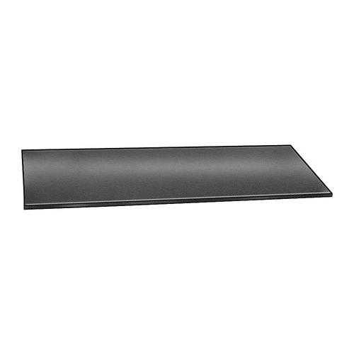 6030-3/8Y Rubber, Neoprene, 3/8 In Thick, 4 x 36 In