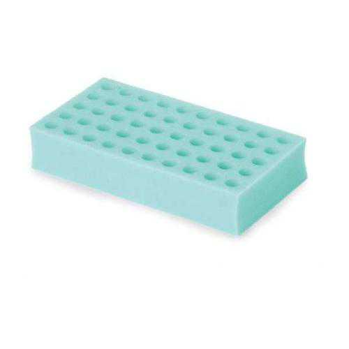 TALBOYS 945074 Talboys 16mm Foam Tube Rack Green
