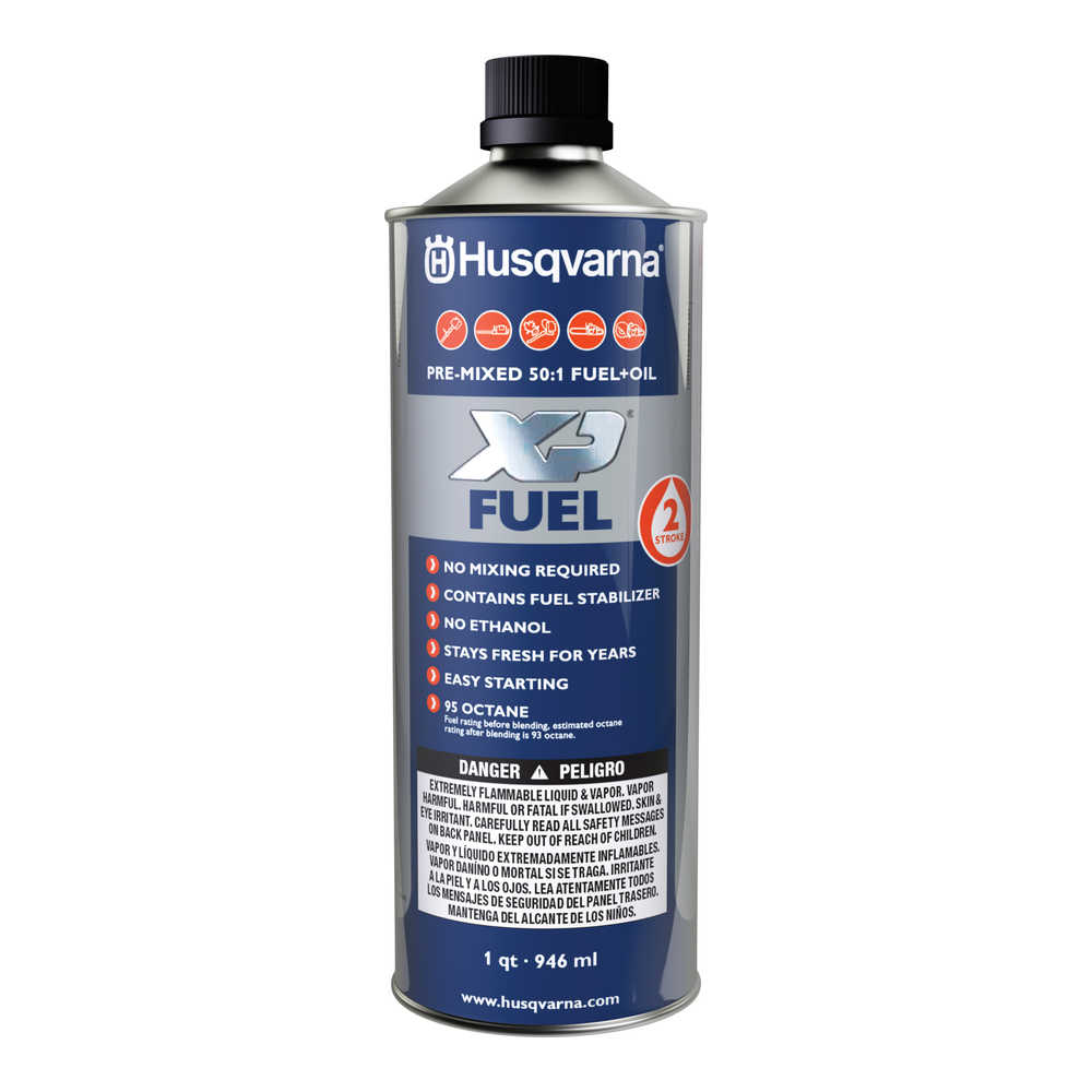 Husqvarna XP Ethanol-Free Small Engine Fuel & Oil Pre-Mix