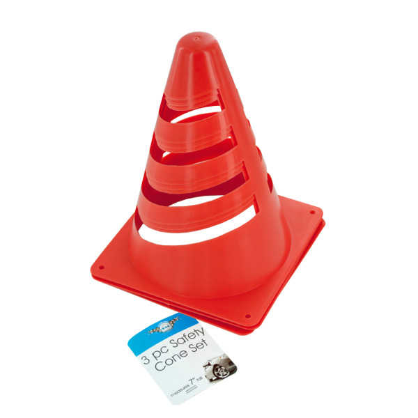 Mini Safety Cone Set (Pack Of 12)