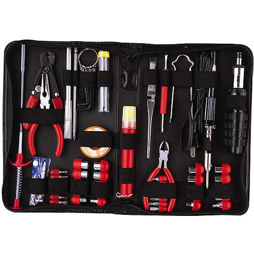 Inland 55-Piece Computer Tool Kit