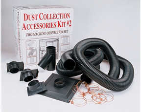 Wood Dust Collection Collector Accessories Shop Hose Parts Collecter Elbow Kit 2