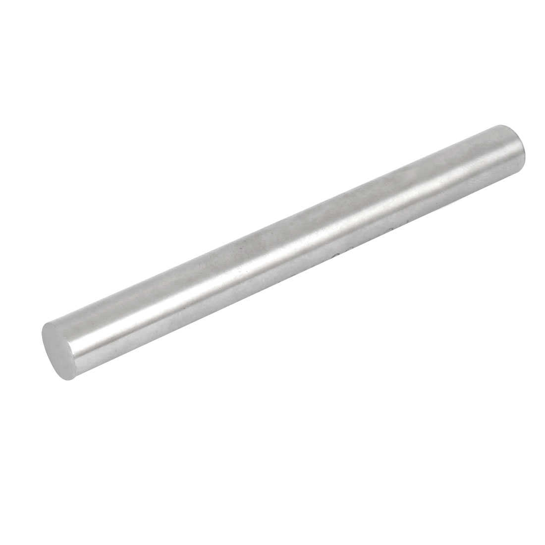 10mm Dia 100mm Length HSS Round Stock Rod Lathe Tools Silver Tone
