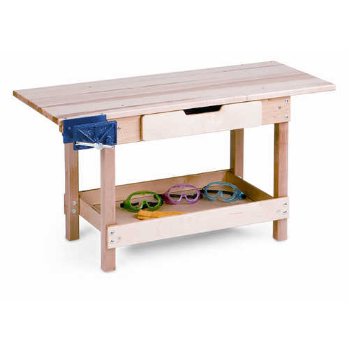 Jonti-Craft Workbench with Drawer