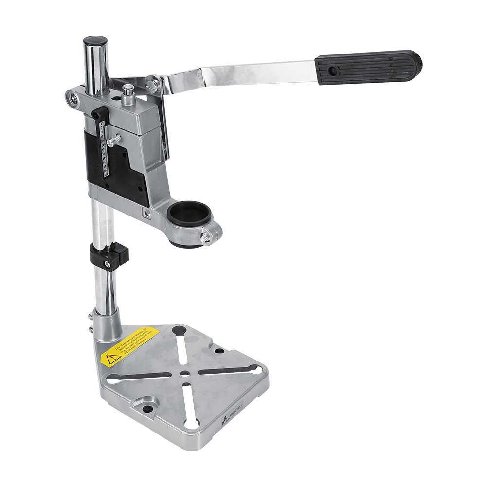 Rotary Tools Drill Press Stand,Workbench Repair Tool Clamp for Drilling Collet,drill Press Table ,Table Top Drill Press 38&43mm