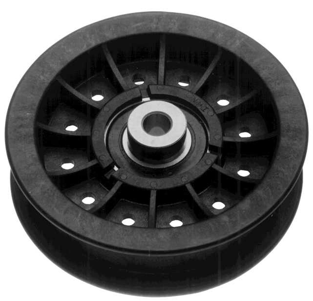 MaxPower 8602 Idler Pulley for 46' Cut MTD Replaces OEM #756-0627, 956-0627