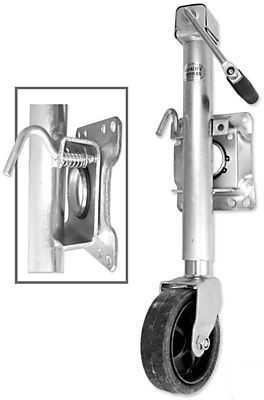 Trailer Lift Jack Tongue Stand for Boat Trailer Wheel