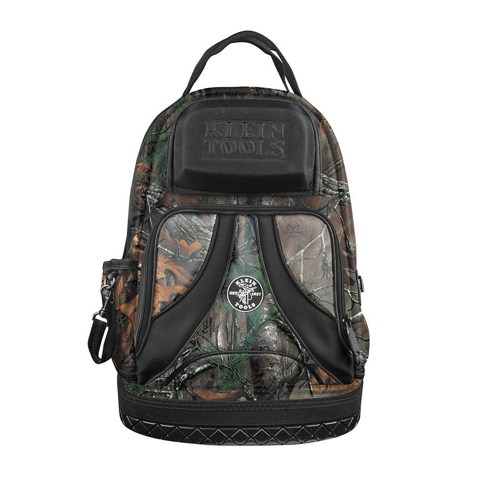 Klein Tools 55421BP14CAMO Tradesman Pro Camo Backpack